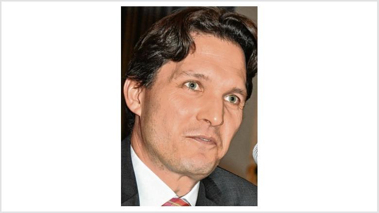 Staatssekretär Oliver Grundei. Foto: Schwark